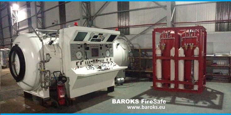 Fire Suppression Systems - Baroks FireSafe