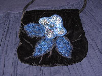 Velvet bags - Bags by Jude