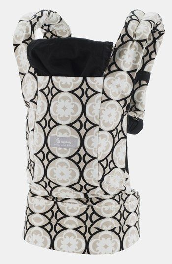 ERGObaby Baby Carrier with Petunia Pickle Bottom Print (Nordstrom Exclusive)