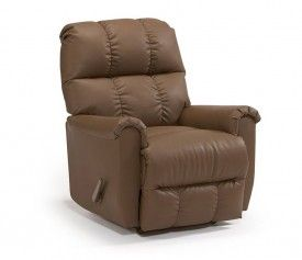 Camryn is a classy guy in rich caramel ...just in time for #FathersDay! #Recliner