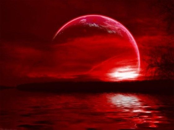 blood moon eclipse wicca - photo #15