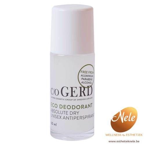 C/O Gerd Eco Deodorant zonder aluminium, parabenen en alcohol