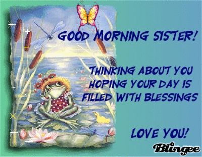 Good morning Shehla. I hope you have a peaceful day. Give many hugs and kisses to mom for me please. Lots of hugs to you and much love to you all.~ Lin