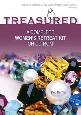 Treasured: A Complete Women's Retreat Kit on CD-ROM