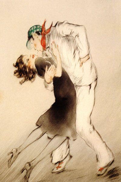 Louis Icart - Tango