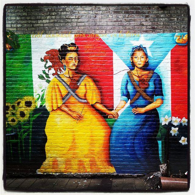 29 best images about hispanic art on pinterest folk art for El mural trailer