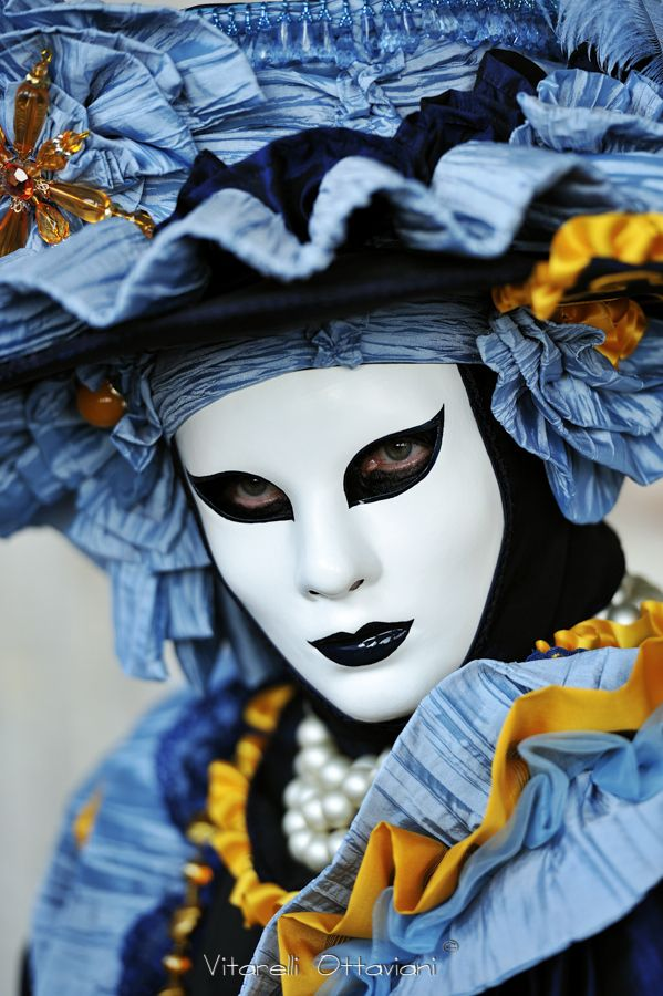 Carnival of Venice by Denise Vitarelli Gabriele Ottaviani on 500px