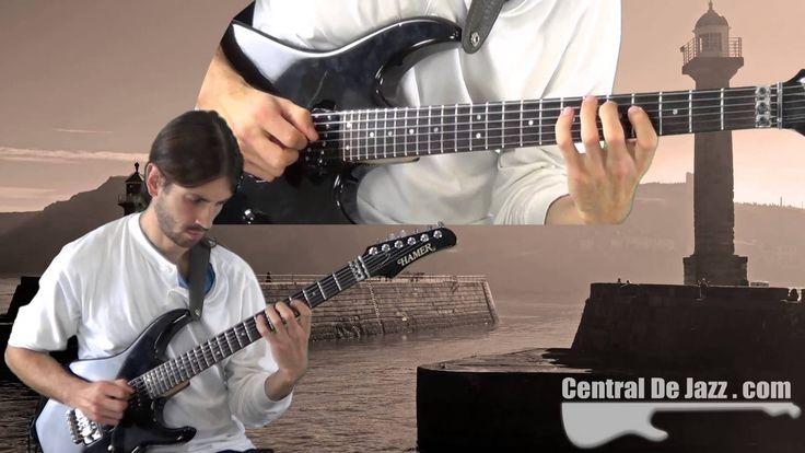 Vídeo de improvisación de guitarra sobre los cambios del estándar de jazz Giant Steps, todo un reto.  A continuación encontráis un artículo completo con pdf partitura y backing track para practicar.  http://www.centraldejazz.com/giant-steps-improvisacion-en-guitarra-jazz-partitura-pdf-y-backing-track-de-practica/