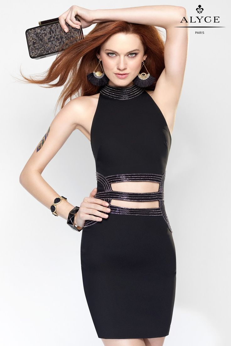 Alyce prom dress little black dress pinterest prom