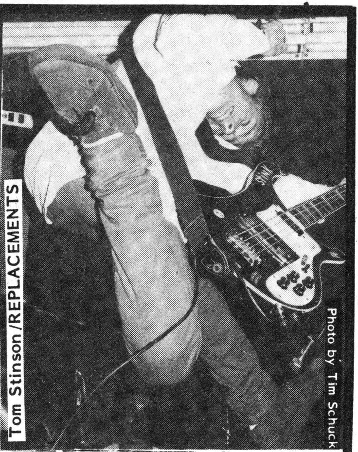 Tommy Stinson - The Replacements