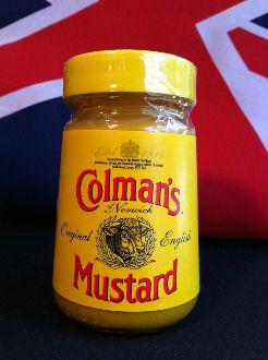 Coleman's Mustard (100g)