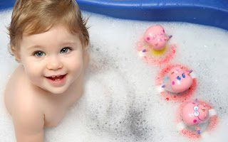 7 dicas para transformar a hora do banho na melhor hora do dia | Macetes de Mãe
