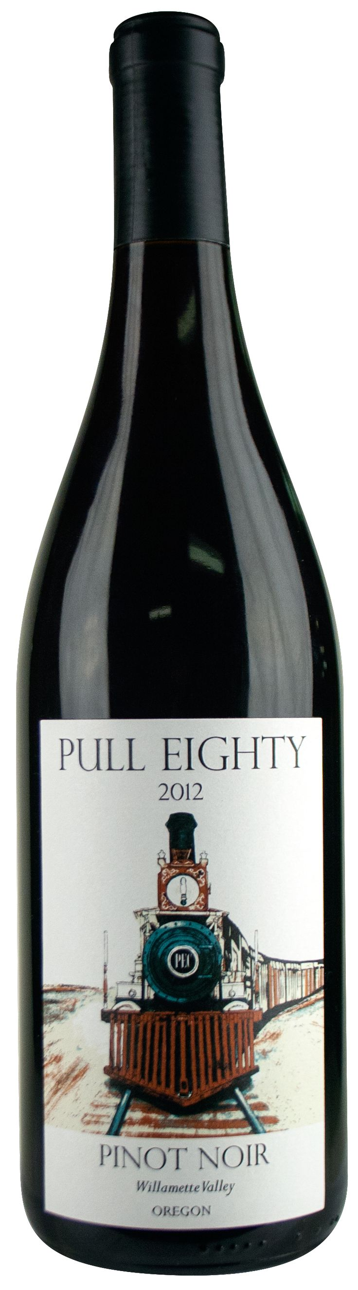 "-- From a 97 point-rated vintage from Oregon Pinot Noir, among the ""greatest in thirty-five years of winemaking experience"" -- Hails from two sustainably-farmed single vineyards in the heart of Willamette Valley."