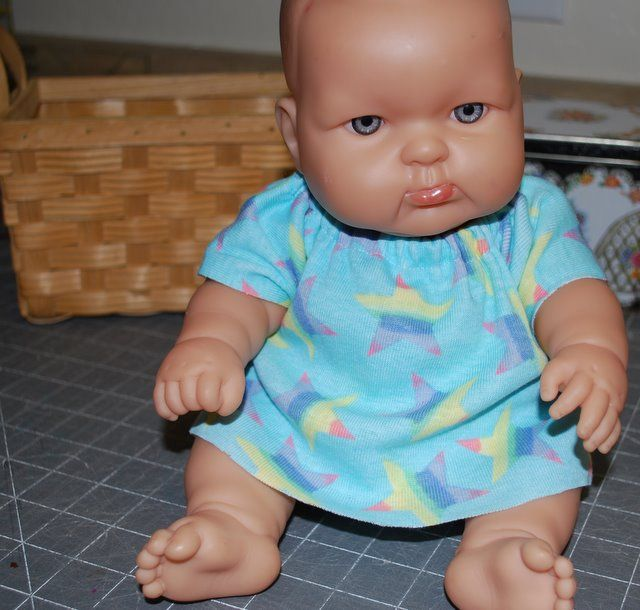 """The Blueberry Moon: First """"Nakey Baby"""" Outfit..............."""