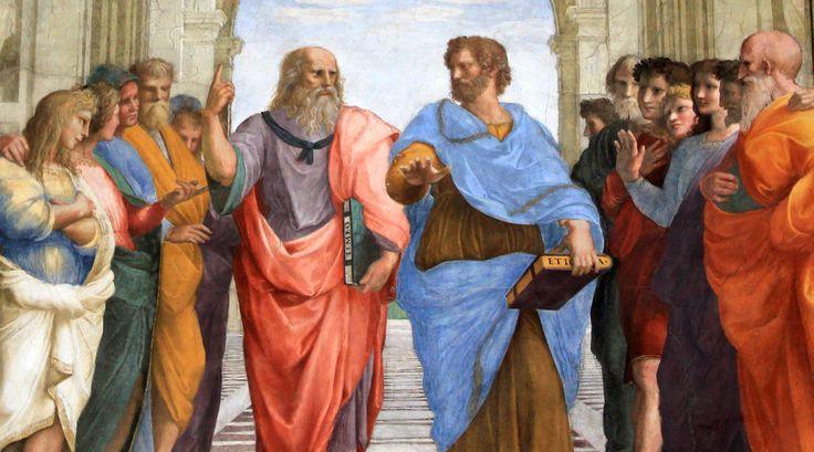 Plato and His Gang