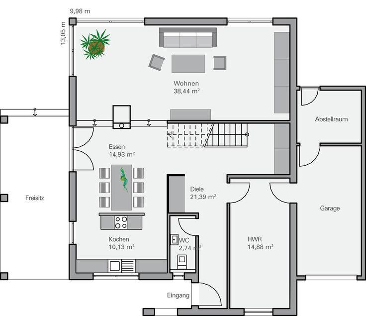 Grundriss eg arndt blueprints pinterest for Smallhouse weberhaus