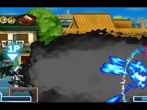 Bleach vs Naruto 2.6 - Ulquiorra Cifer vs Obito Uchiha