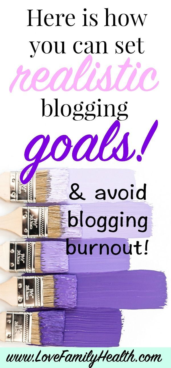 So you want to start a blog! Here are some ways to avoid blogging burnout! #bloggingtips