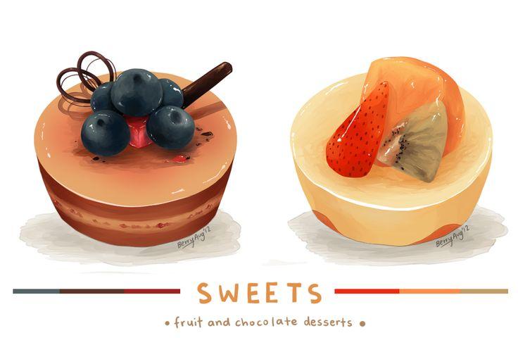 s w e e t s by strawberry-queen1.deviantart.com on @deviantART