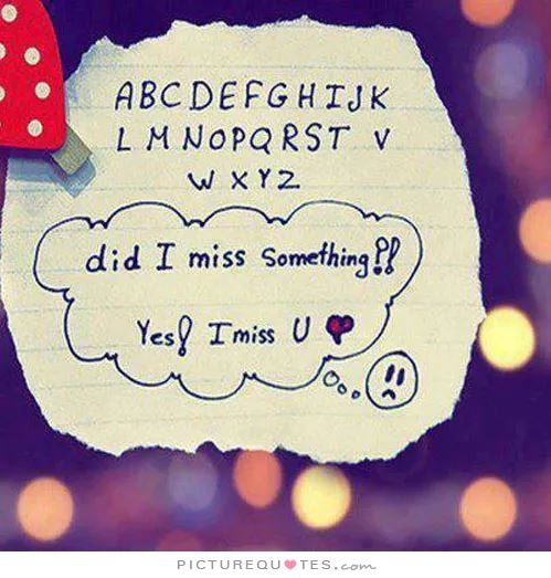 Sad I Miss U Quotes: 25+ Best Ideas About I Miss U On Pinterest
