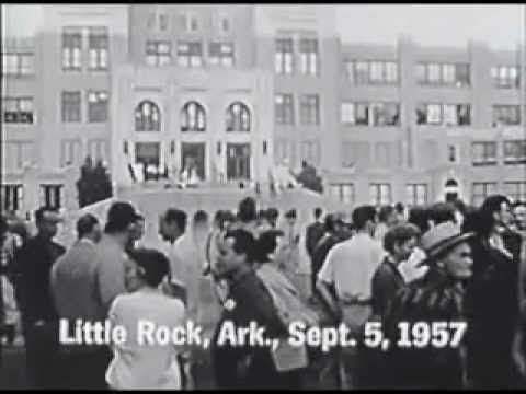 little rock arkansas essay 1957 Below is an essay on little rock nine from anti essays, your source for research papers, essays, and term paper examples segregation in little rock september 1957, in little rock, arkansas, little rock central high was an all white school.