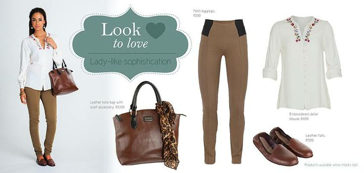 2 June Look to Love, Lady-like sophistication