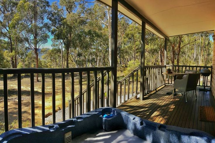 Entire home/apt in Kanimbla, AU. Welcome to our Secret Valley :)  Amore Cottage is a gorgeous cottage of handmade mudbrick, in the midst of a beautiful 200 acre bushland retreat in the Blue Mountains. It is one of five self-contained studios, with a private outdoor deck and jacuz...