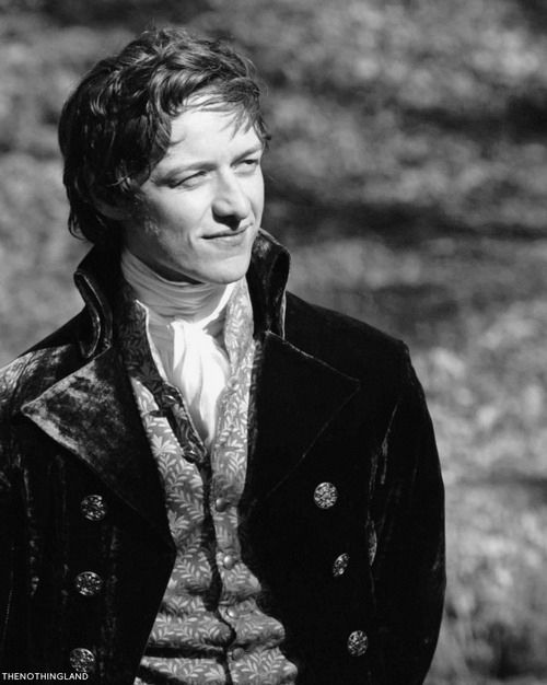 James McAvoy in Becoming Jane. sigh.
