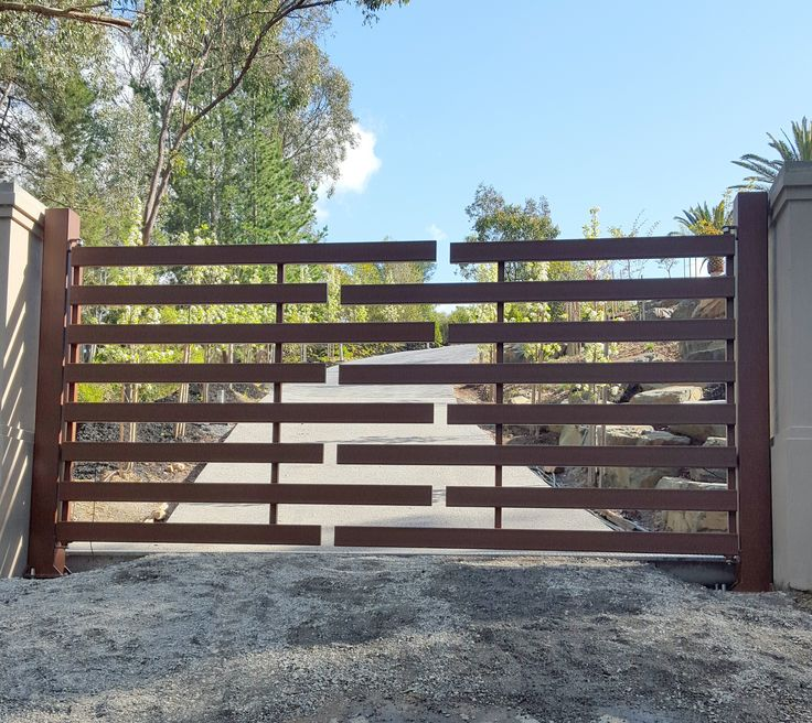 Images about modern contemporary gates on