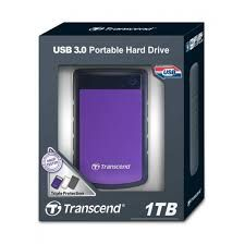 Test performansi Transcend StorJet USB 3.0 eksternog hard diska