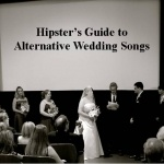 If you are looking for a unique wedding song, this is a great Spotify playlist.  Nice set of alternative love songs.
