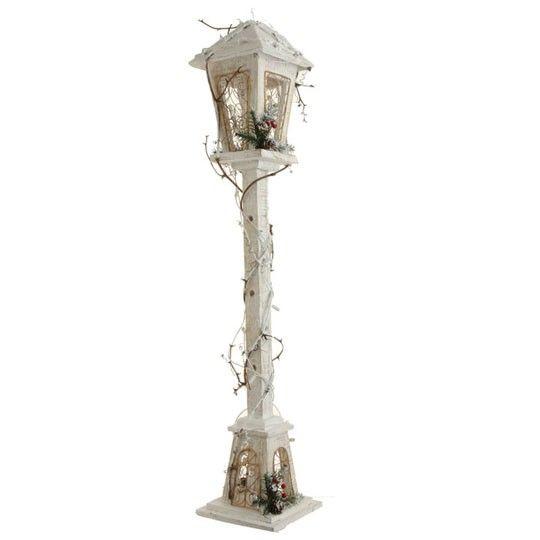 Lamp Post Villages White