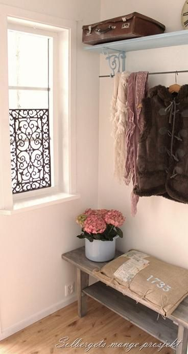 Interiors and Design Less Ordinary: Shabby Chic Decorating Ideas