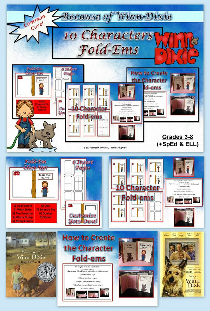 an analysis of the novel because of winn dixie by kate dicamillo Book summary an extraordinary new novel of friendship by kate dicamillo, author of the celebrated debut novel because of winn-dixie ages 12.