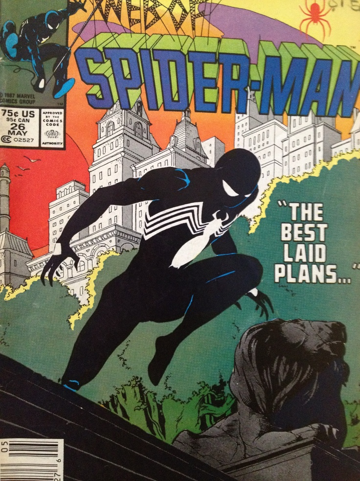 From my comic collection spiderman rare comic books