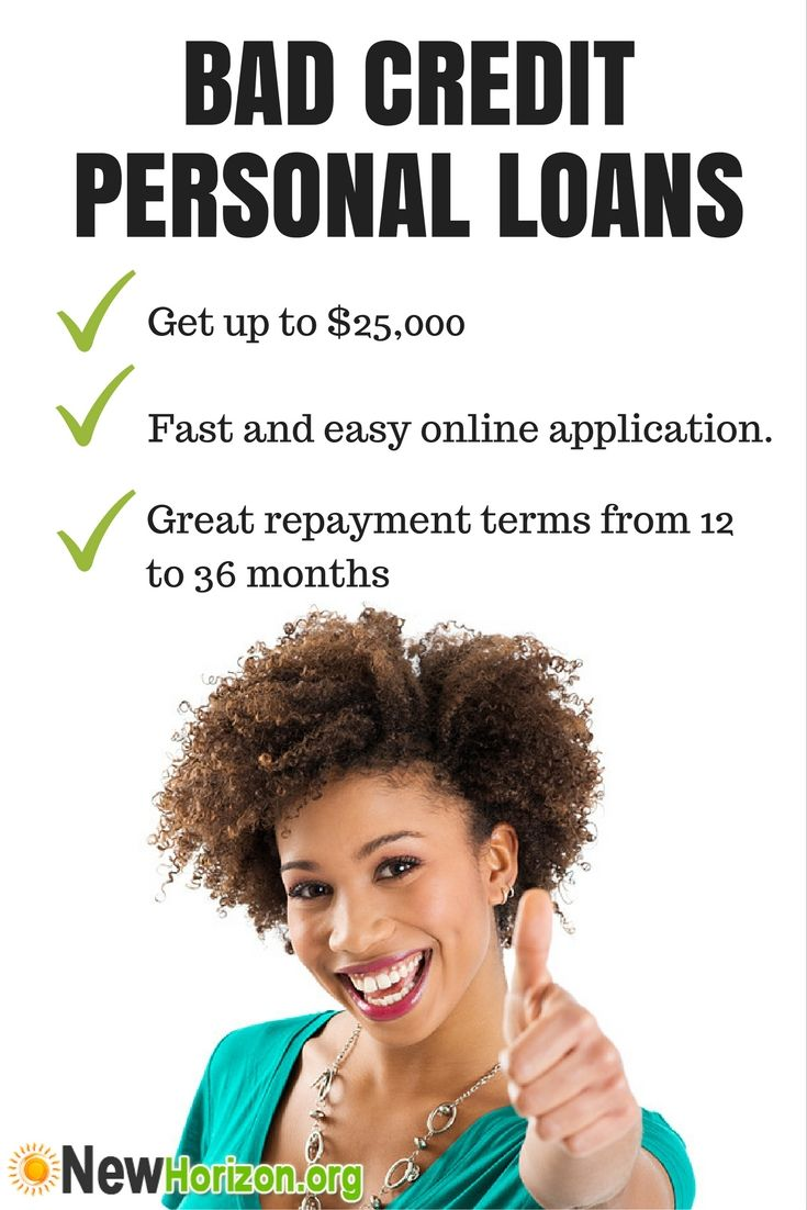 Apply and get instant response  for a personal loans for bad credit.
