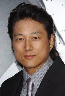 Sung Kang.....from Fast Five, Fast & Furious Tokyo Drift