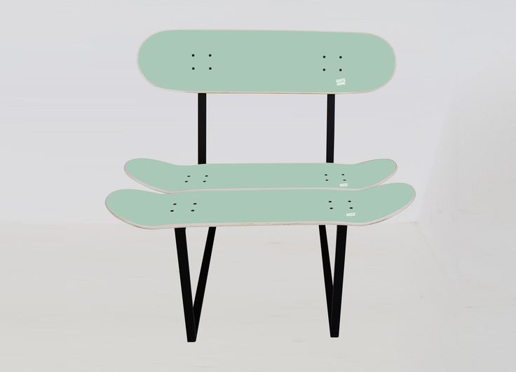 50 best SKATEBOARD FURNITURE, DECORATION AND PASSION IN ...
