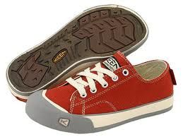 KEEN shoe, feel disloyal to my chucks somehow pinning this, but they are cute!