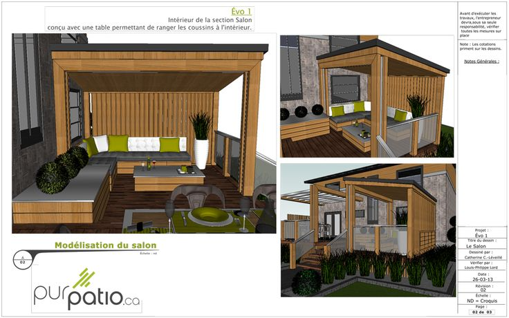 17 best images about purpatio on pinterest coins for Patio terrasse plan