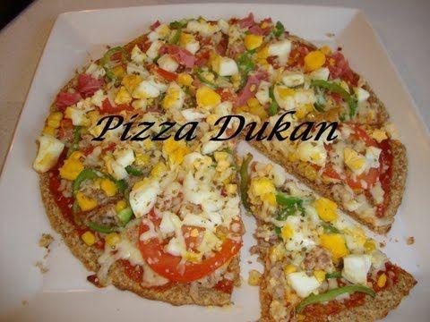 Receitinha Pizza Dukan!