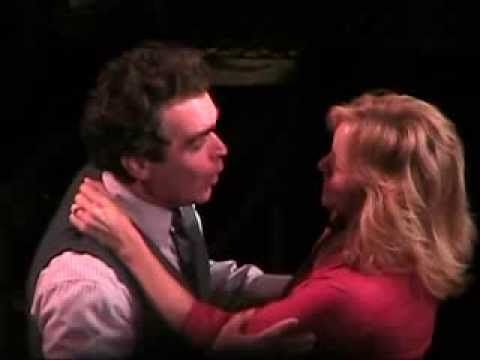 Next to Normal Broadway - last performance of Alice Ripley, Jennifer Dam...