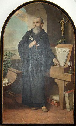 The Vocation Operation: Saint's Corner Benedict of Nursia