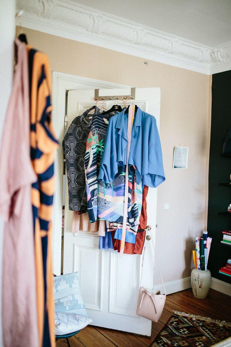 ber hmt alternative zum kleiderschrank tren fotos heimat ideen. Black Bedroom Furniture Sets. Home Design Ideas
