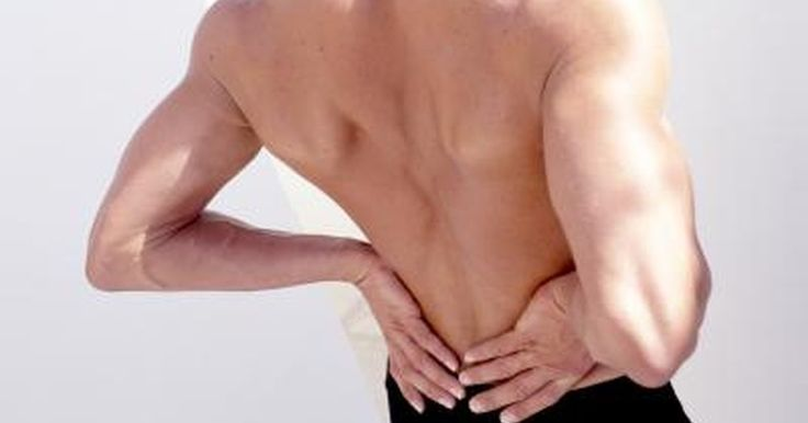 A pulled muscle occurs when a muscle in the lower back is stretched or torn, report doctors at the Mayo Clinic. Lower back muscle strains are common and often can be treated at home. Serous tears sometimes require surgery to repair the injury. There are a number of easy steps you can take to treat a pulled lower back muscle.