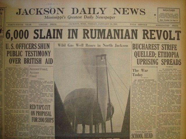 24 January 1941 worldwartwo.filminspector.com Jackson Mississippi Daily News