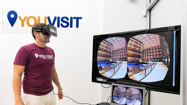 Seeable can create VR tours of University Campus facilities.  Read on to find out how and why