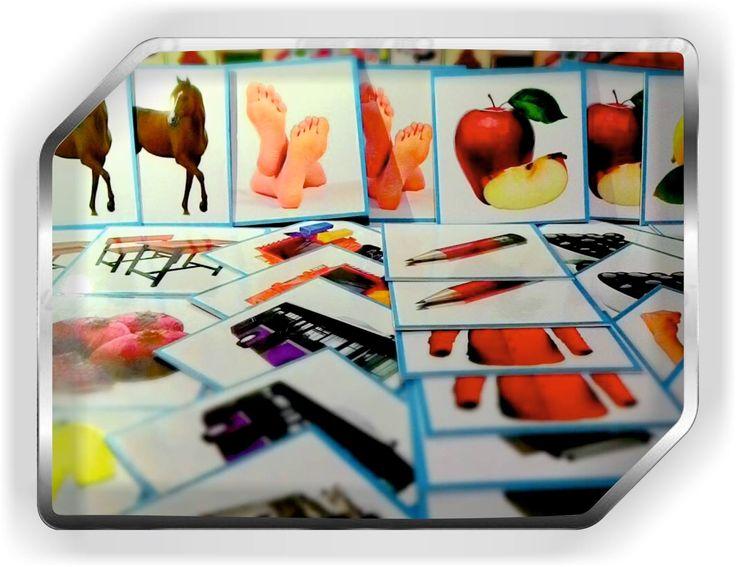 eşleşme kartları görsel seti