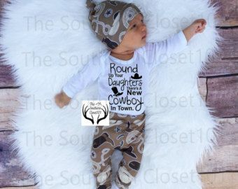 FLASH vendita 50% OFF Baby Boy Coming home di TheSouthernCloset101