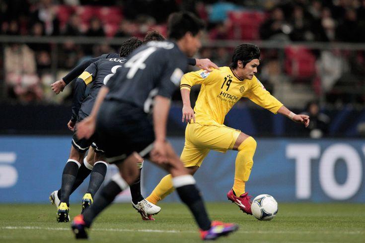 Masato Kudo - Kashiwa Reysol v Club de Futbol Monterrey - FIFA Club World Cup Quarter Final